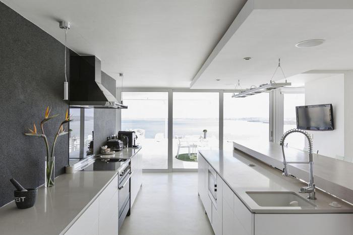 tủ bếp đơn giản mà đẹp - mẫu 14