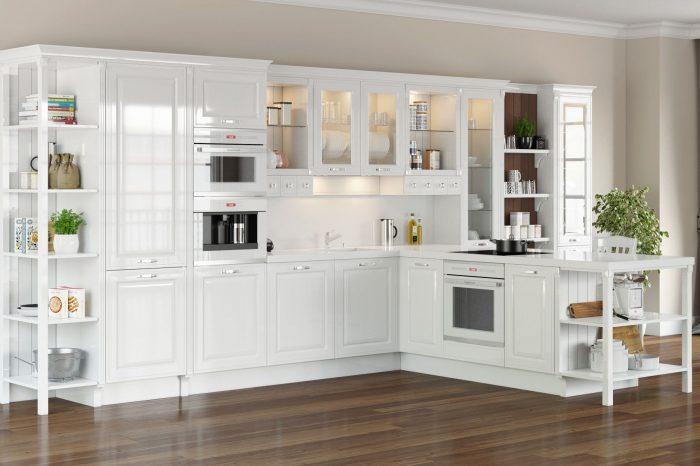mẫu tủ bếp gỗ công nghiệp đẹp - mẫu 03