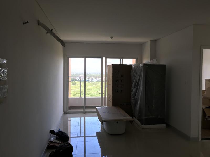 Thi công nội thất căn hộ chung cư Dragon Hill 2 - Hình 02