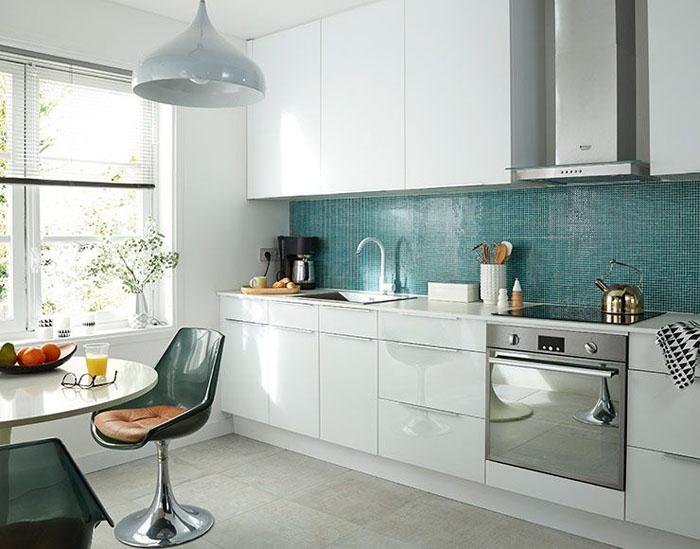 Những Mẫu Tủ Bếp Đơn Giản Mà Đẹp - Hình 01