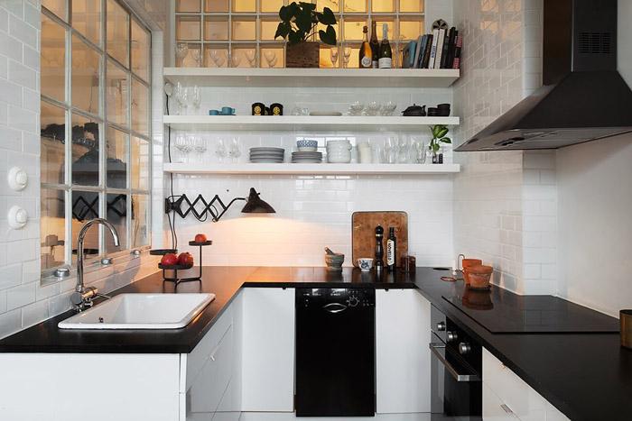 Những Mẫu Tủ Bếp Đơn Giản Mà Đẹp - Hình 11