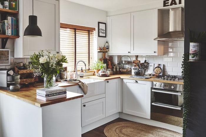 Những Mẫu Tủ Bếp Đơn Giản Mà Đẹp - Hình 02