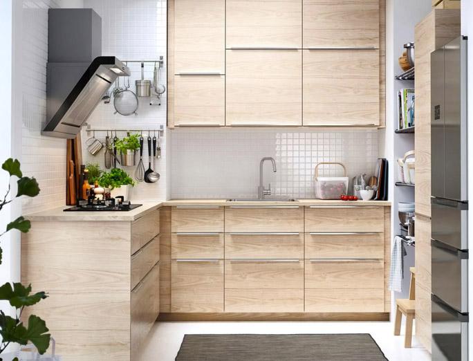 Những Mẫu Tủ Bếp Đơn Giản Mà Đẹp - Hình 06