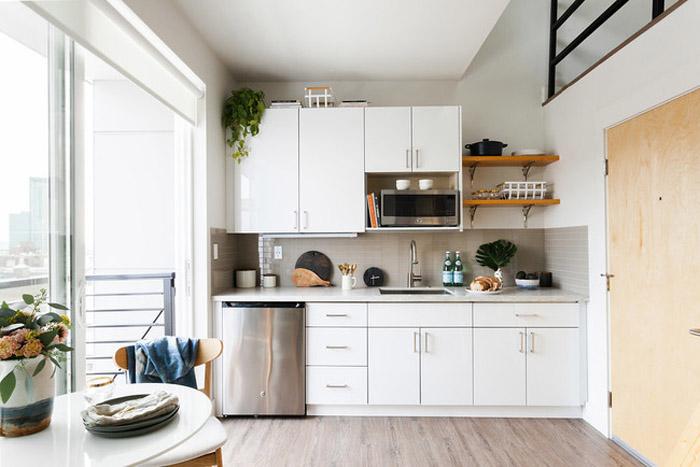 Những Mẫu Tủ Bếp Đơn Giản Mà Đẹp - Hình 07