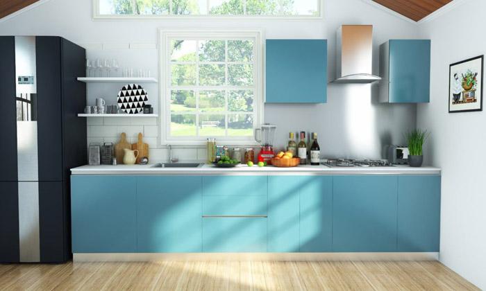Những Mẫu Tủ Bếp Đơn Giản Mà Đẹp - Hình 08