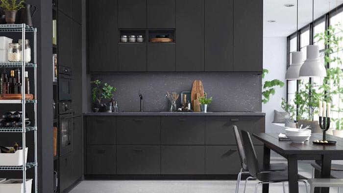 Những Mẫu Tủ Bếp Đơn Giản Mà Đẹp - Hình 10