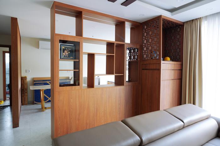 Thi công nội thất căn hộ Orchard Garden - Hình 22