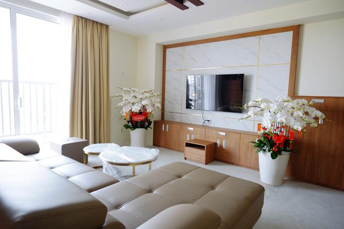 Thi công nội thất căn hộ Orchard Garden - Hình 24