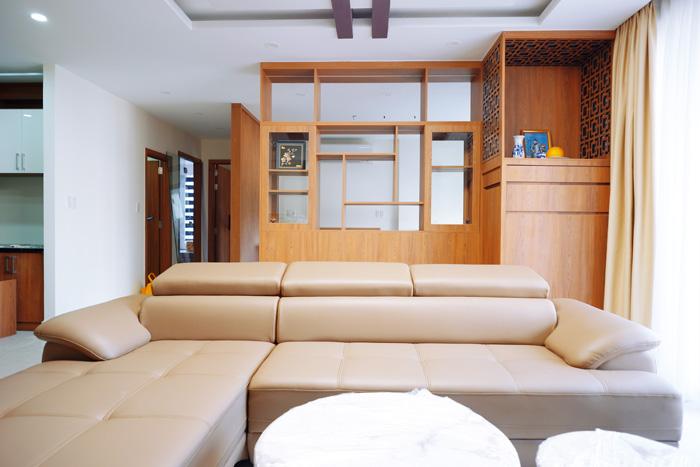 Thi công nội thất căn hộ Orchard Garden - Hình 25