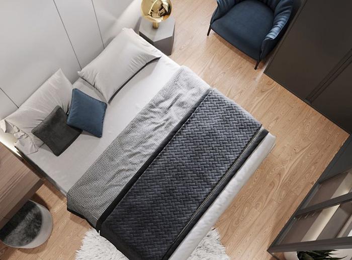 Thi công nội thất căn hộ chung cư Diamond Lotus - Hình 07