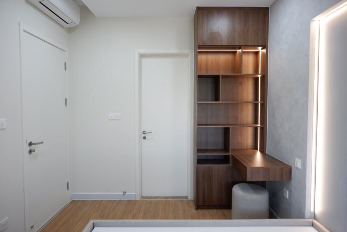 Thi công nội thất căn hộ chung cư Diamond Lotus - Hình 17