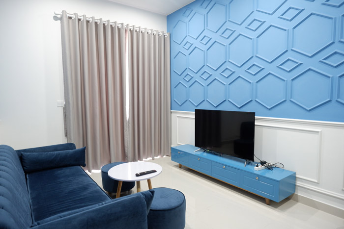 thiết kế nội thất căn hộ sunrise cityview q7 - 29