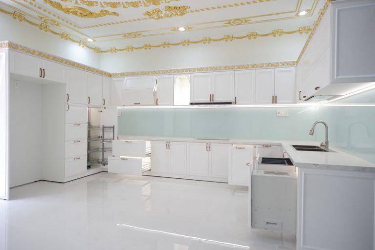 Tủ Bếp Đẹp Sơn 2K - Hình 08