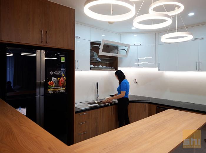 chất liệu dùng trong thi công nội thất nhà bếp - hình 03