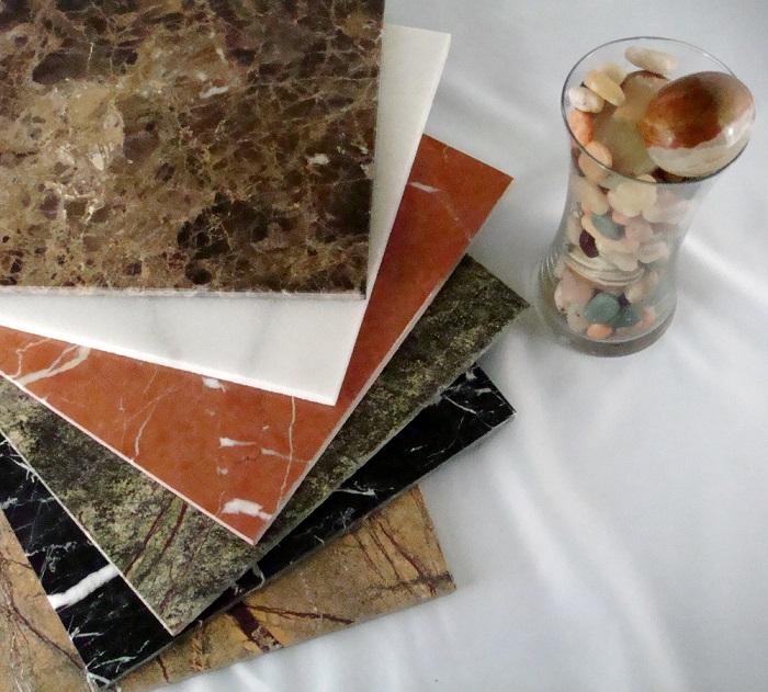 chất liệu dùng trong thi công nội thất nhà bếp - hình 01