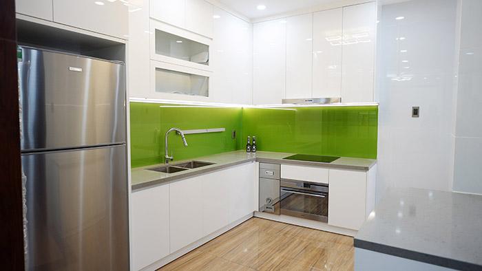 Sự phát triển trong nội thất nhà bếp hiện đại - Hình 02