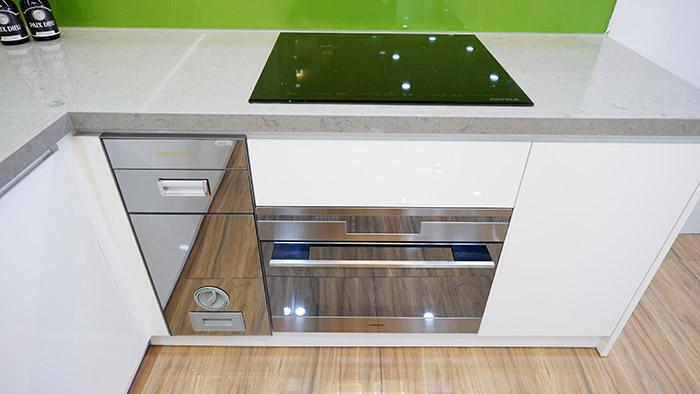 Sự phát triển trong nội thất nhà bếp hiện đại - Hình 07
