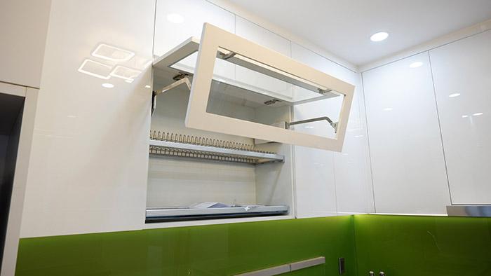 Sự phát triển trong nội thất nhà bếp hiện đại - Hình 09
