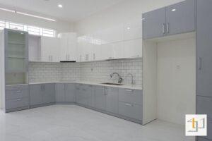 tủ bếp acrylic tb52