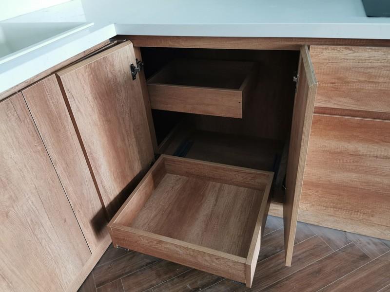 tủ bếp đẹp acrylic - hình 03