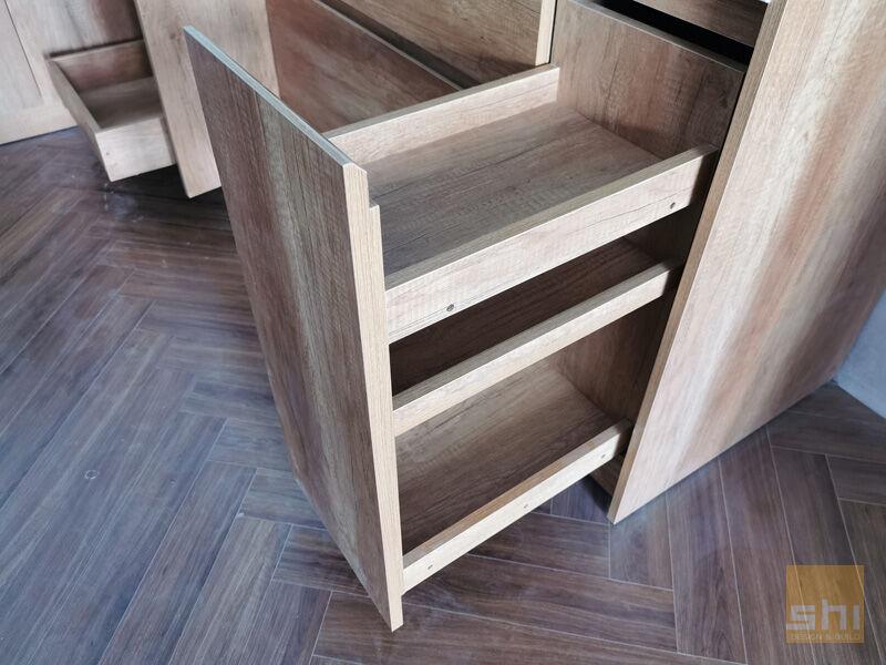 tủ bếp đẹp acrylic - hình 02