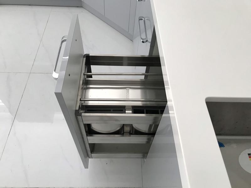 Tủ Bếp Đẹp Acrylic Tb54 - Hình 19