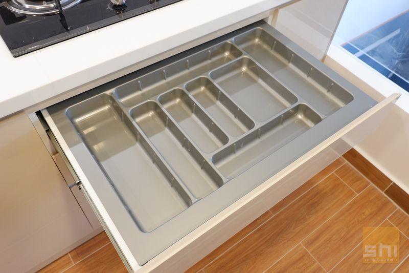 Tủ Bếp Đẹp Acrylic Tb54 - Hình 23