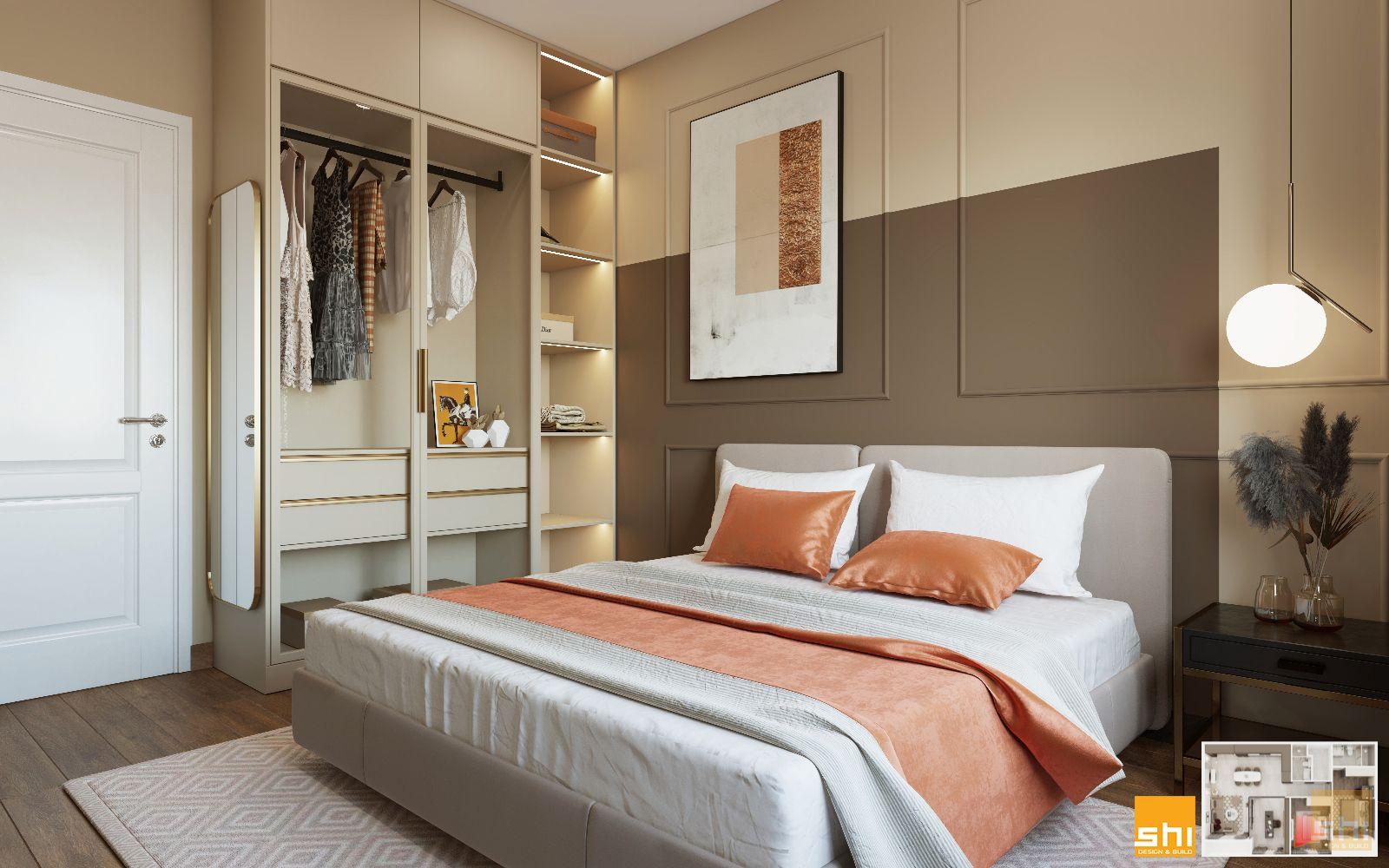 thiết kế nội thất 3 phòng ngủ - 08
