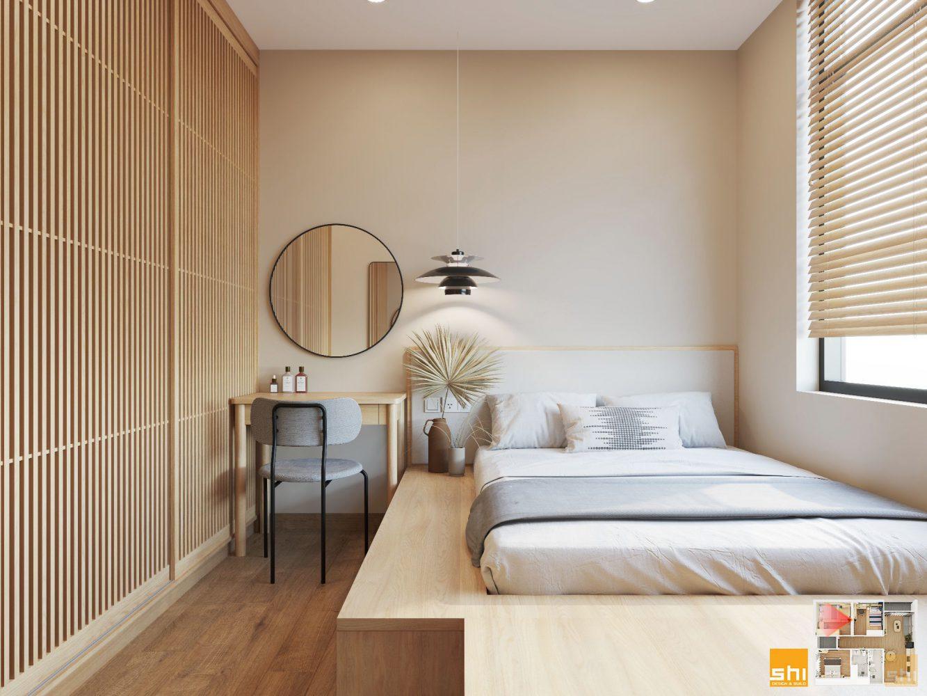 thiết kế nội thất 3 phòng ngủ - 05