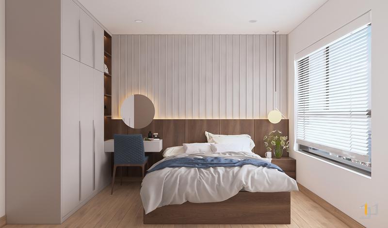 Phòng ngủ phụ tầng 1