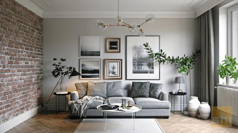 Phong cách nội thất hiện đại (Modern)