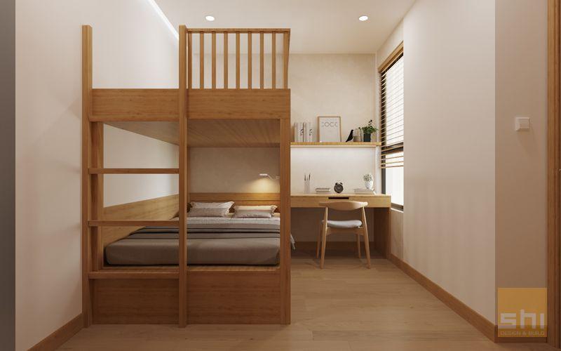 thiết kế nội thất căn hộ 70m2 - 06