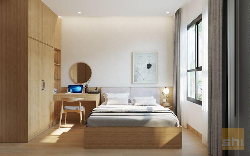 thiết kế nội thất căn hộ 70m2 - 05