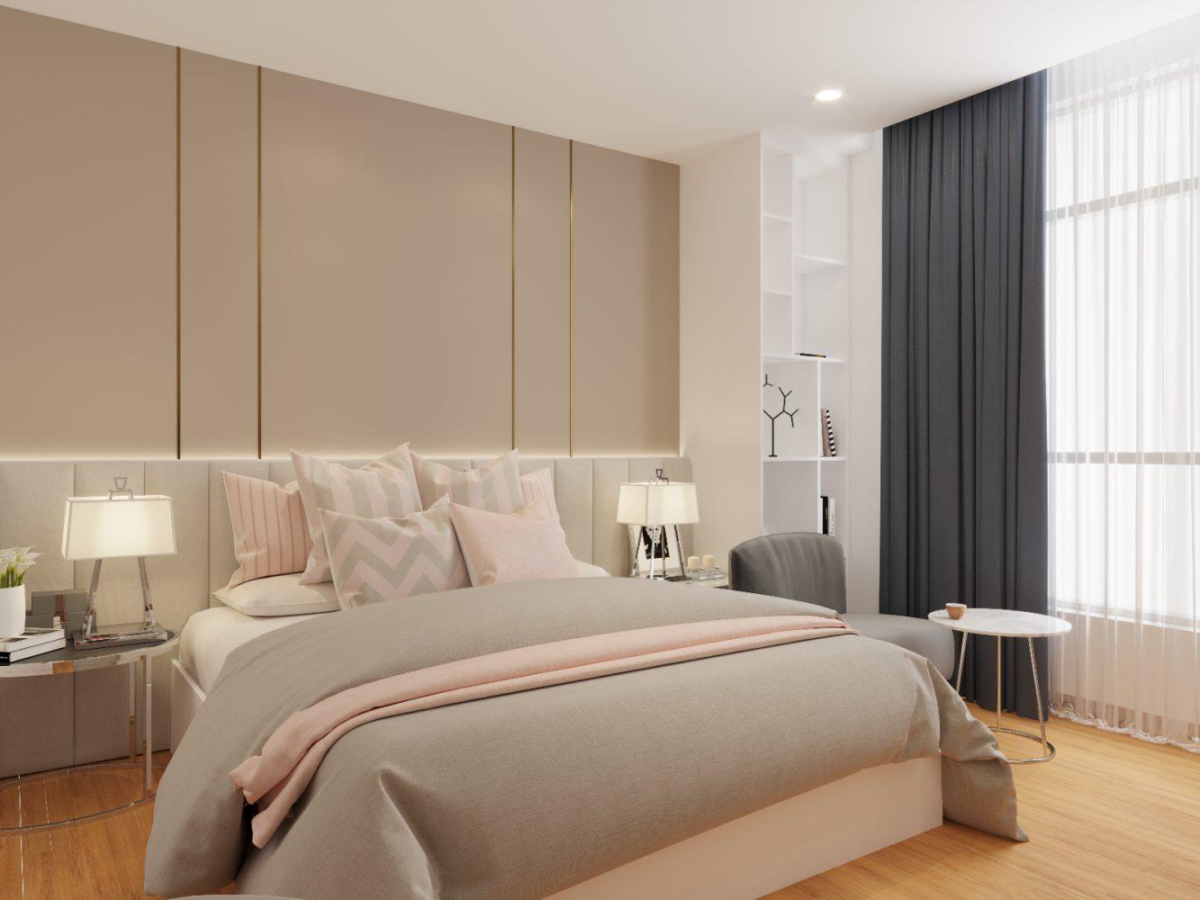 Thiết kế nội thất căn hộ 3 phòng ngủ - 08