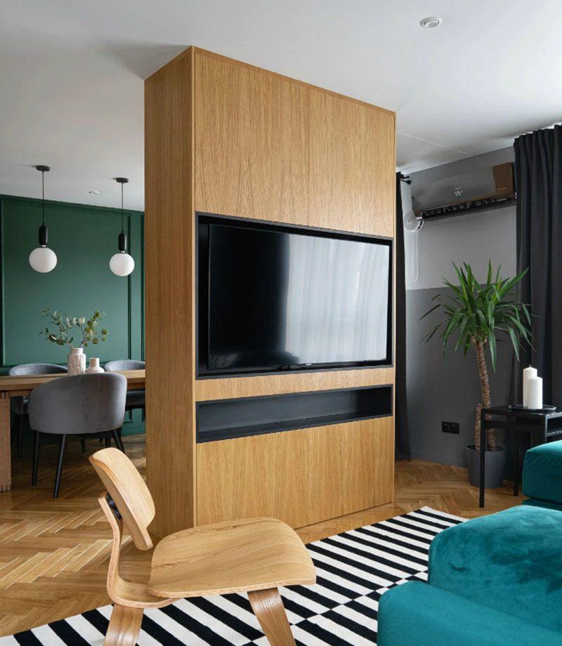 thiết kế nội thất căn hộ chung cư 68m2 - 04