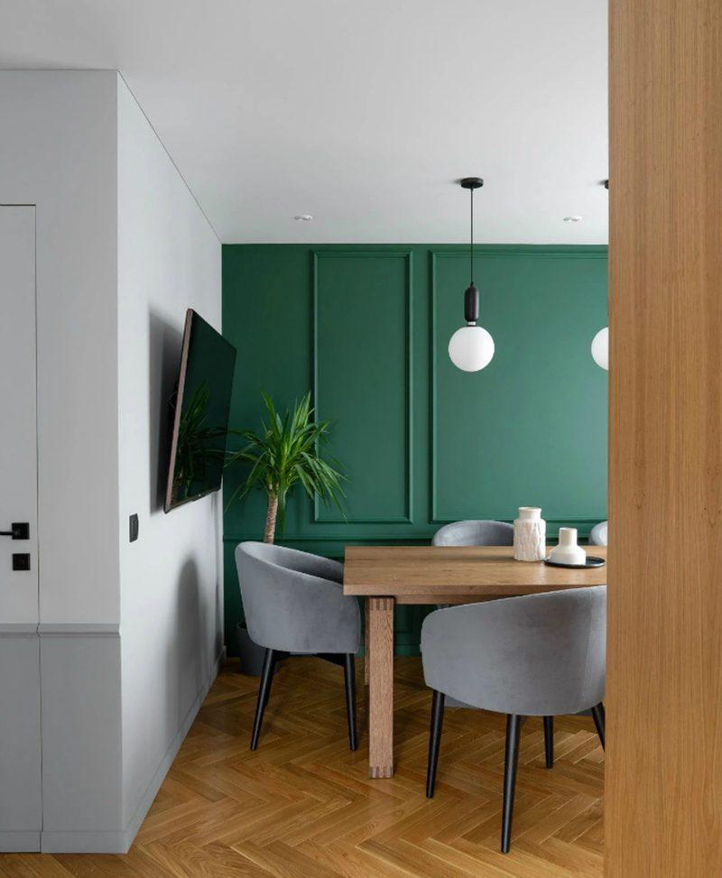 thiết kế nội thất căn hộ chung cư 68m2 - 05