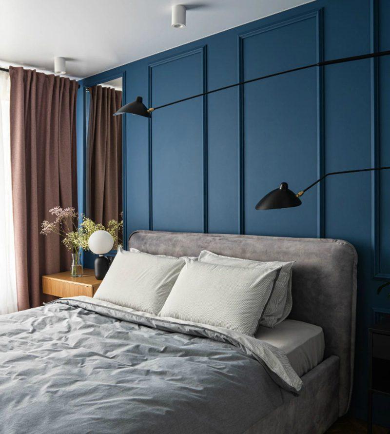 thiết kế nội thất căn hộ chung cư 68m2 - 06