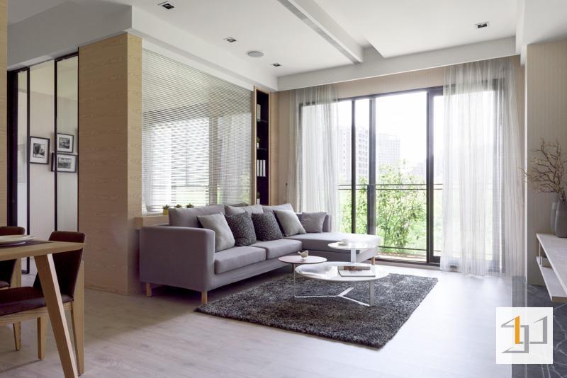 thiết kế nội thất chung cư đơn giản - 02