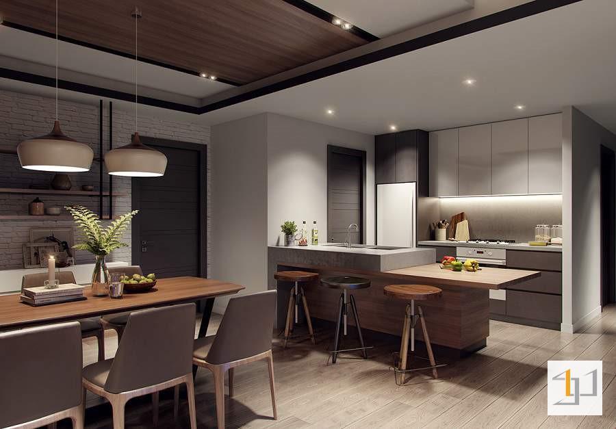 thiết kế nội thất chung cư 60m2 - 03