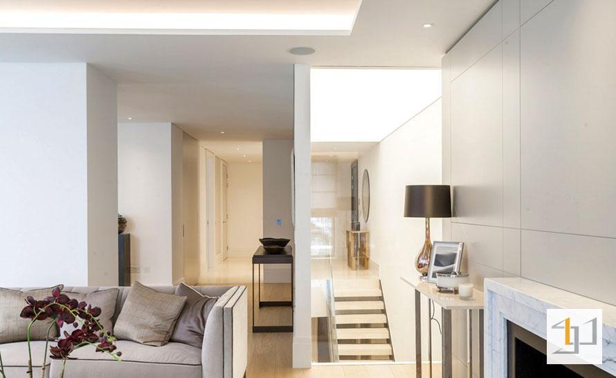 thiết kế nội thất chung cư đơn giản - 04