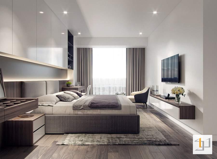 thiết kế nội thất chung cư 60m2 - 06