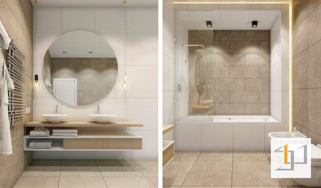 thiết kế nội thất chung cư 60m2 - 08