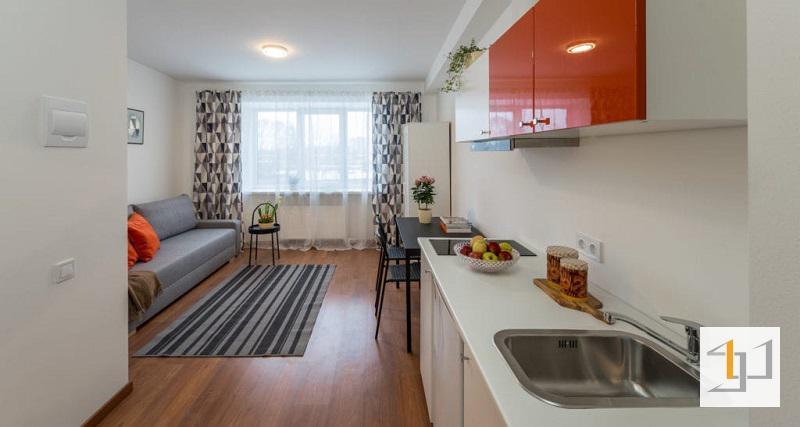 thiết kế nội thất chung cư mini - 01
