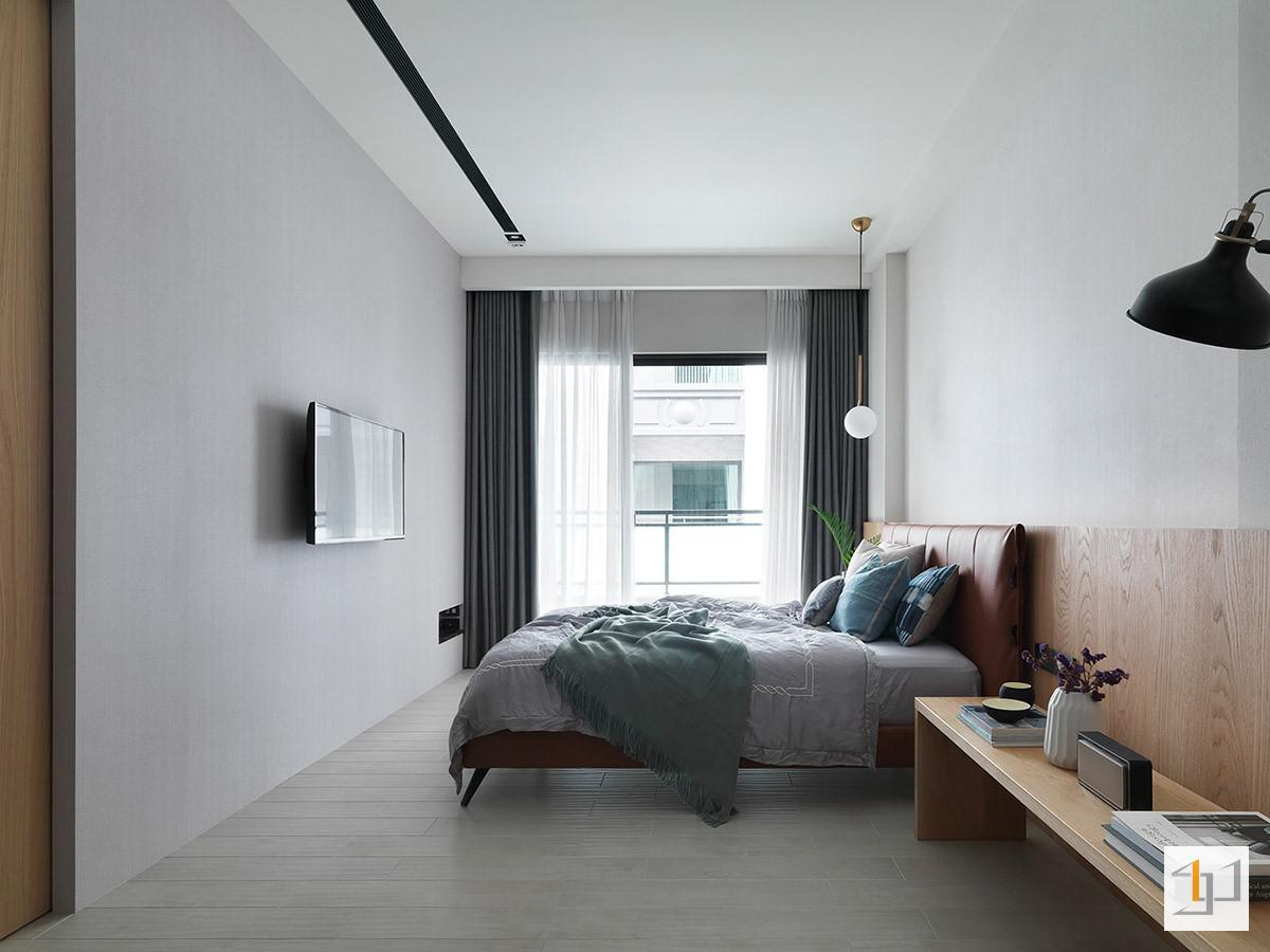 Phòng ngủ đẹp cho nhà ở chung cư