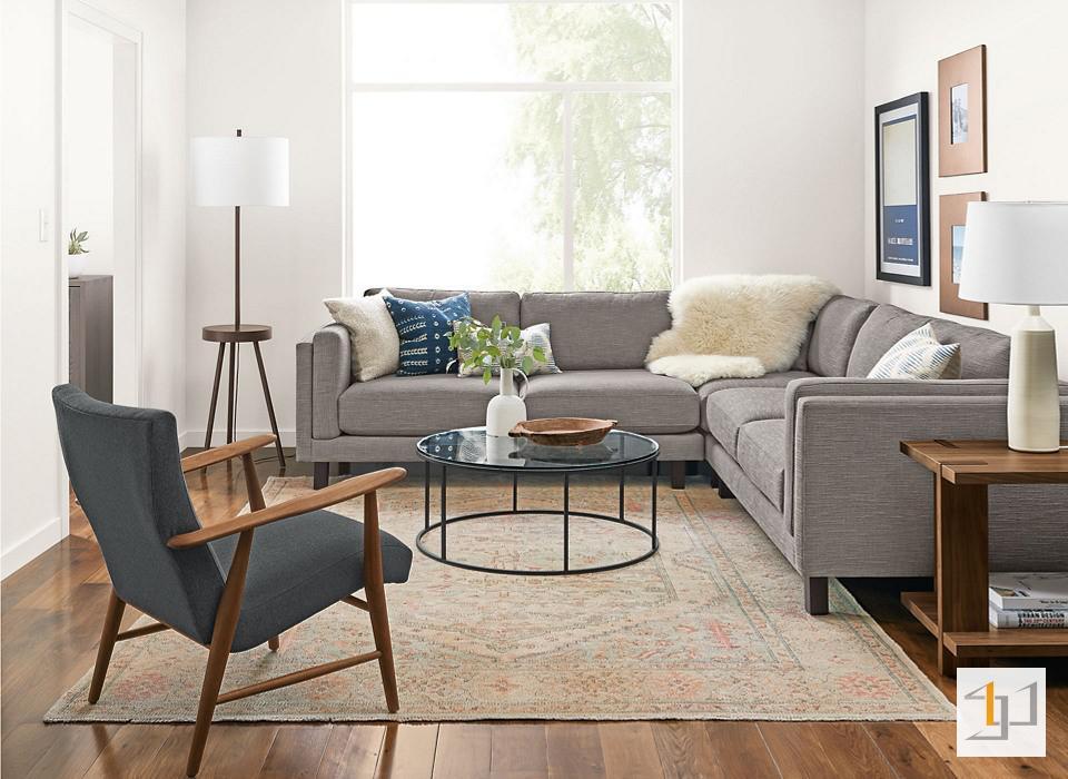 Thiết kế nội thất hiện đại đẹp