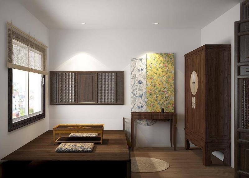 Vật liệu nội thất Đông Dương
