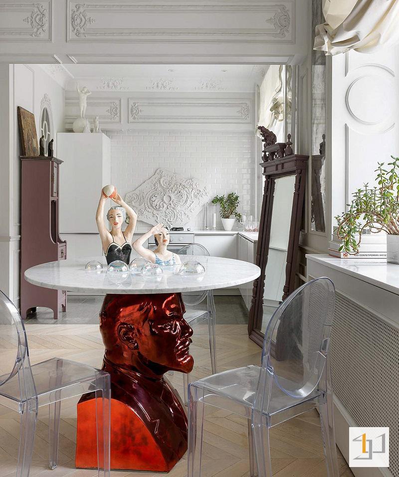 Trang trí nội thất độc đáo