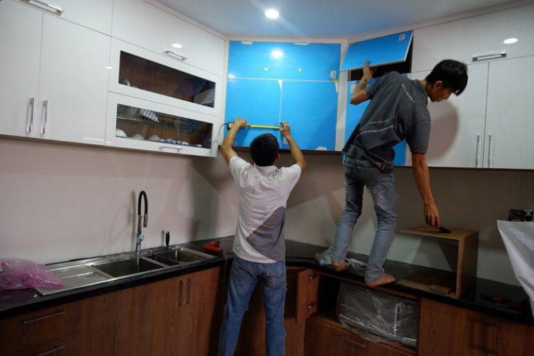 thiết kế và thi công nội thất S-housing