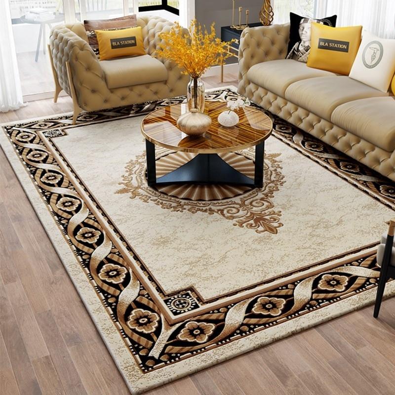Trang trí nội thất biệt thự bằng thảm