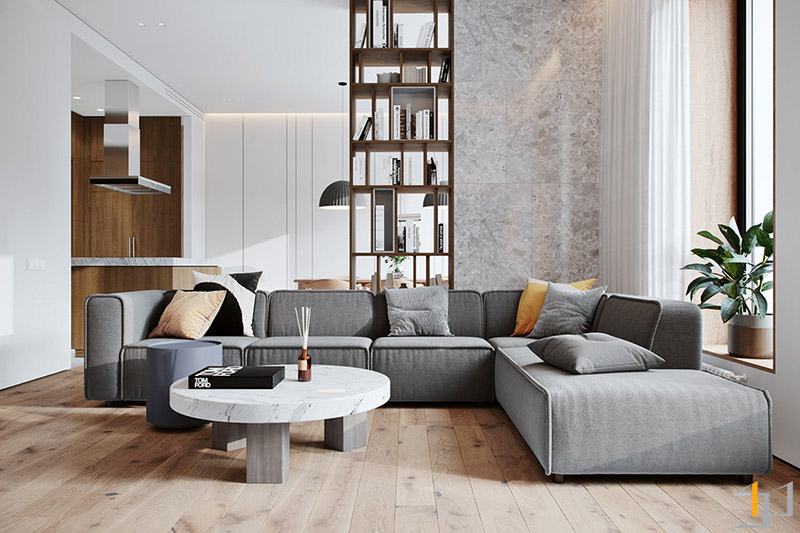 Grey-modern-sofa